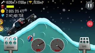Игра Hill Climb Racing . Джип . Сложность  \
