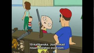 Stewie This is my rifle this is my gun
