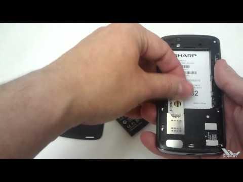 Видеообзор Sharp SH631W (X-HW.BY)