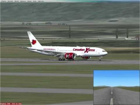 Landing Santiago (SCEL)