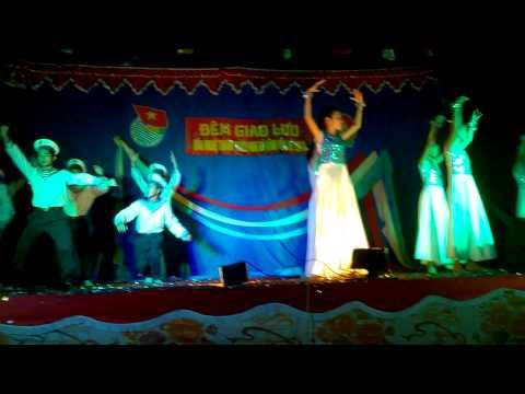 """Bài múa hay nhất về biển đảo - """" Nơi Đảo Xa """" - Giải Nhất Văn Nghệ - Ninh Giang - Hải Dương"""