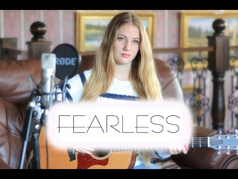 Taylor Swift - Fearless (cover by Cillan Andersson)
