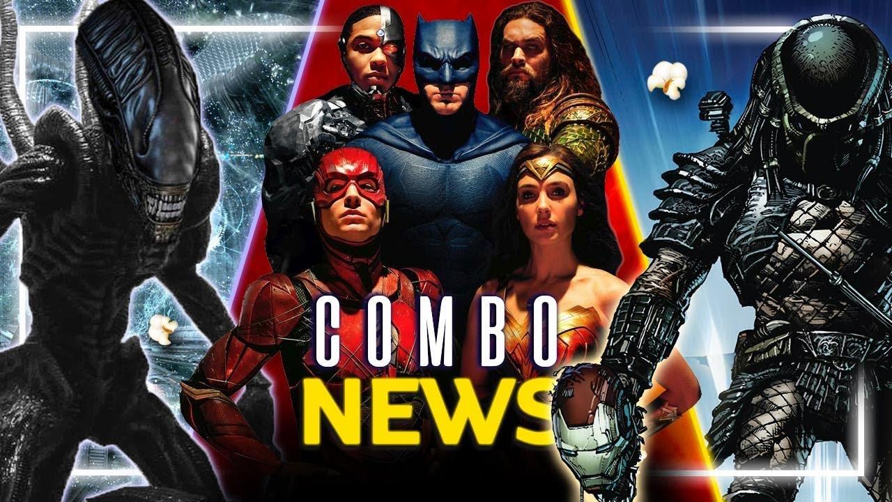 Alien y Depredador en Marvel, Boicot a Mulán, Liga de la Justicia totalmente nueva y más #ComboNews