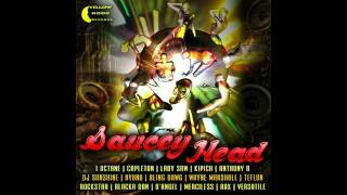 Capleton - The Return II [Saucey Head Riddim 2012]
