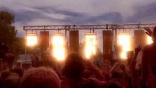 Andy Grammer Utah Colour Festival