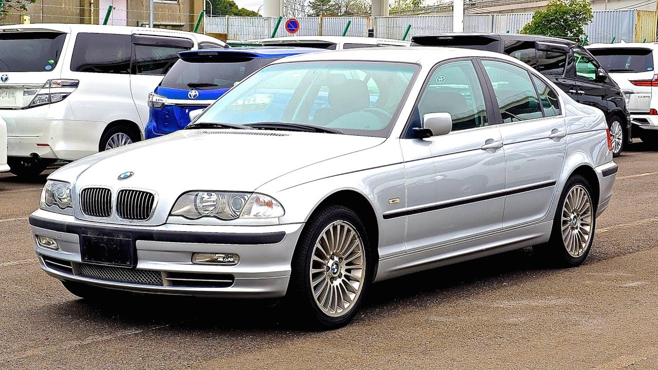 2001 bmw 330xi 4wd 3 series japan auction purchase review
