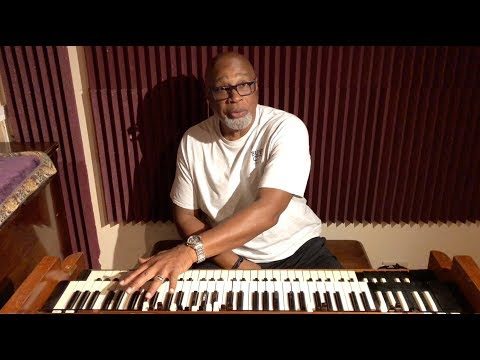 Roger Smith - Hammond Organ Tips and Tricks