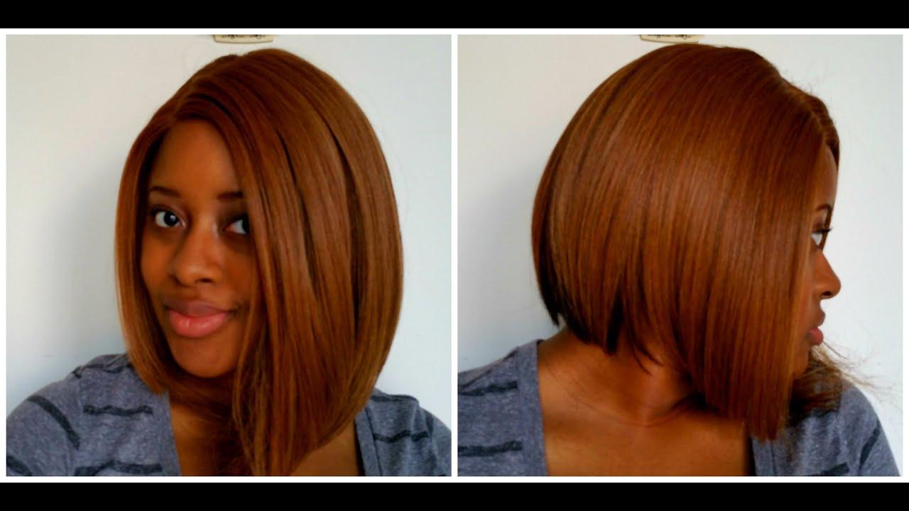 Hair Review Rihanna L Part Shape Lace Wig Dx2733 Youtube