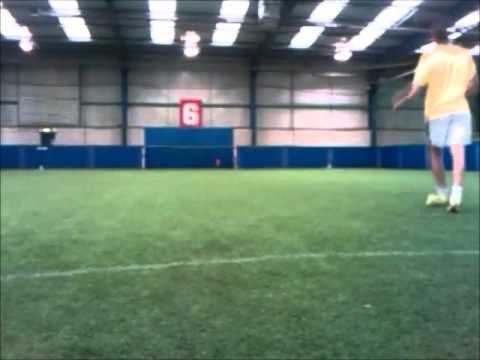 Knuckling At The Soccerdome