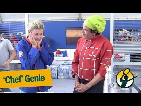 'Chef' Eugenie Bouchard - Portugal Open 2014