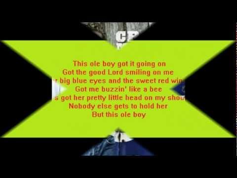 This Ole Boy - Craig Morgan (Lyrics On Screen)