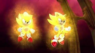 Vídeo Sonic Generations