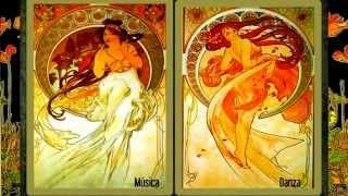 ALPHONSE MUCHA - ♫ DVORAK