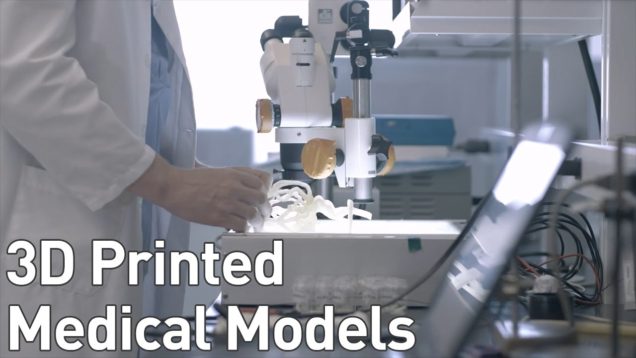 3D Printed Medical Models