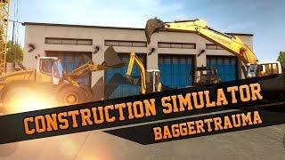 Construction Simulator 2015 #2 �Baggertrauma�  German HD  Lets Play Construction Simulator