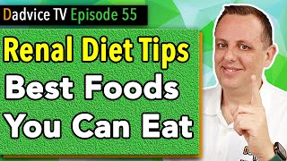 Renal Diet Foods - Best Foods For Renal Diet and Chronic Kidney Disease to prevent kidney failure