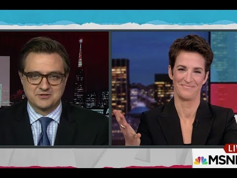 MSNBC's Russia Coverage For 1 Day Is More Than Yemen Coverage All Year