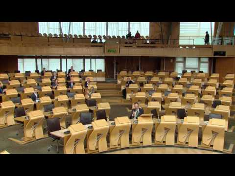 Justice for Yazidi People - Scottish Parliament: 23rd March 2017