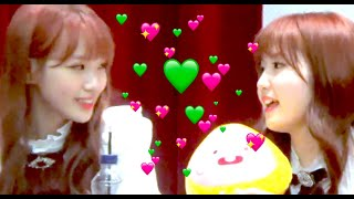 🍀 chaetomi: a ship y'all can't see 🍀