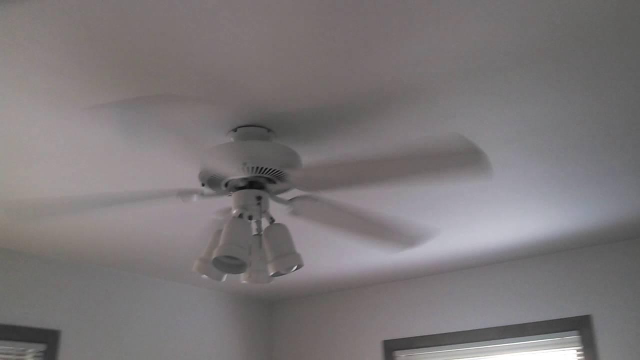 Menards Turn Of The Century Ceiling Fan In An Estate
