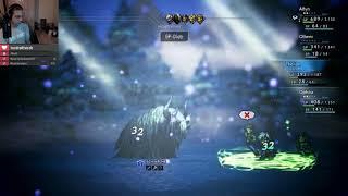 Octopath Traveler 037: So ganz klappt das Leveln noch nicht