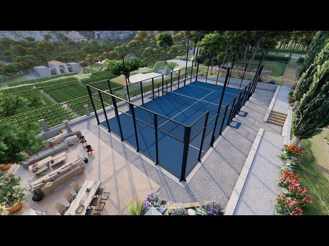 Terrain de Padel | Tennis du Midi