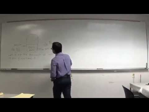 [NJIT Math 491 - 695] Chaos - Lecture 1: ODE + LA review