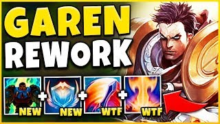 garen Rework Is So Broken, This Girl Plays Lee Sin Like Gripex | LoL Epic Moments #423
