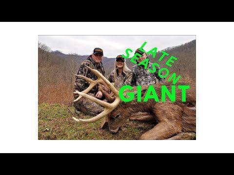 Gene Spurlock - Alpha Strong - 2018 Logan WV Buck #deerhunting #bowhunting #westvirginia