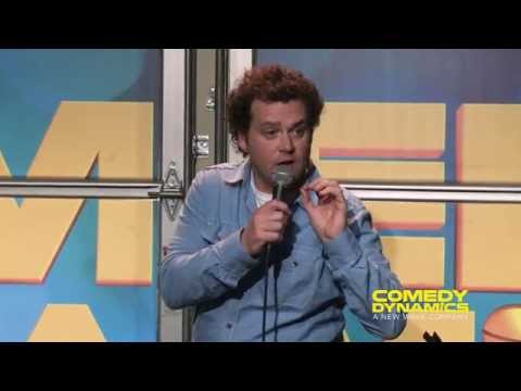 Coming To The Stage: Dave Anthony - Batman