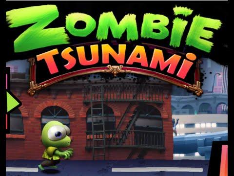 Game Zombie Tsunami For Pc