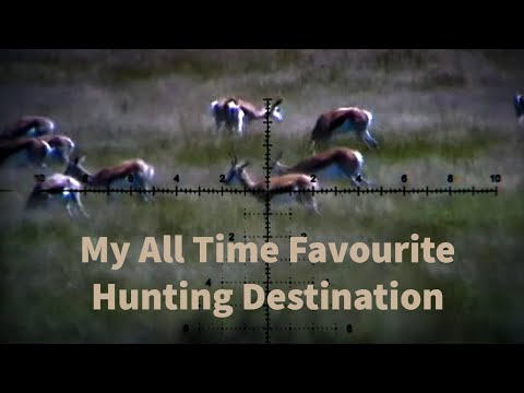 My All Time Favourite Hunting Destination