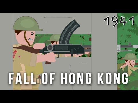 Fall of Hong Kong (1941)
