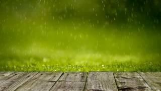 1 hora de chuva leve sem trovões