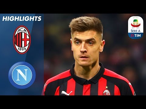Milan 0-0 Napoli | Points Shared after Intense Stalemate | Serie A