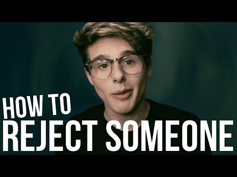 how to politely reject someone online dating