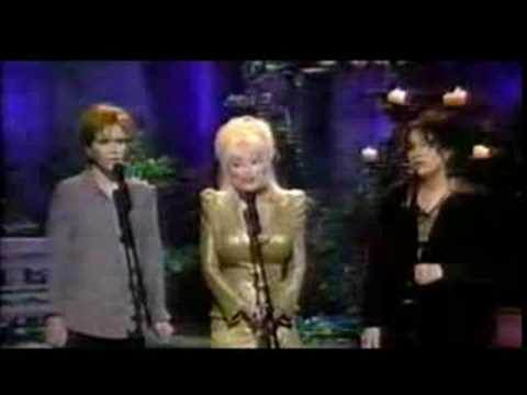 Dolly, Alison and Susanne Two gospel songs live
