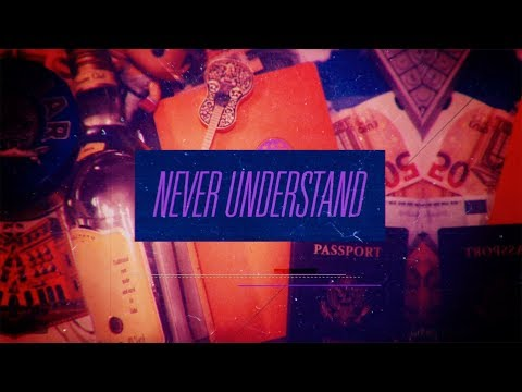 The Americanos - Never Understand ft. Jeremih & Smokepurpp [Lyric Video]
