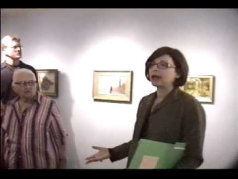 Fresno Met Museum - Anna Richards Brewster curator tour with Judith Maxwell - Part 9 of 9
