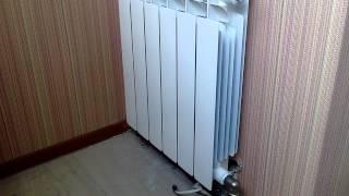 Нестандартный способ установки радиатора на балконе(Как правильно и эстетично вынести радиаторы отопления на балкон., 2015-10-06T15:11:18.000Z)