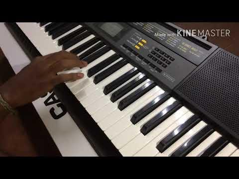 Lagir Zal Ji (theme)on Keyboard