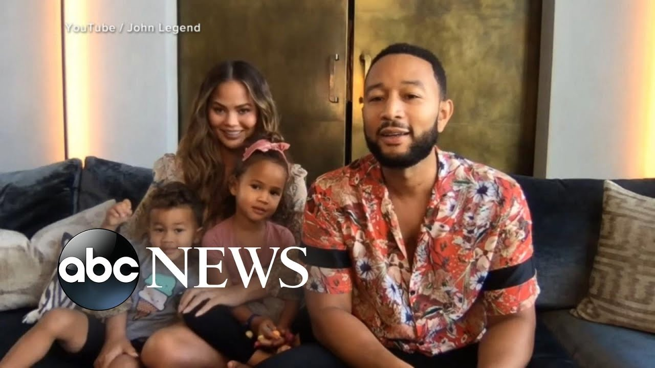 Chrissy Teigen and John Legend are expecting their third child after ...
