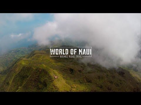 Waihee Ridge Trail / Maui Hawaii / Hike Guide
