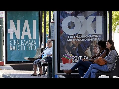 Greece: one day to go before crunch vote