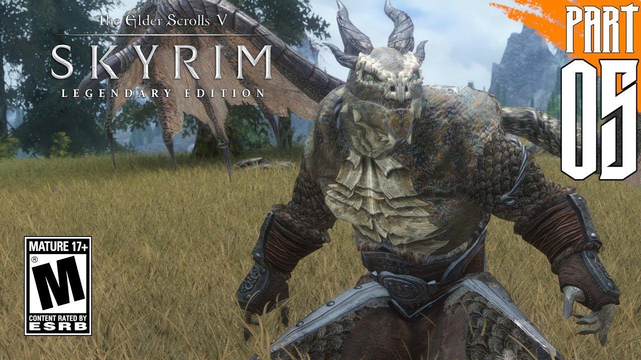 Argonian skyrim