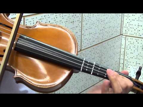 Violin Exam Piece 2016-2019 - Grade 2 - A3 Rigaudon