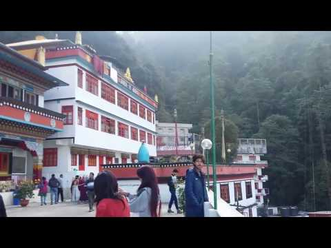 Buddhist temple | Darjeeling | Teample | West Bengal India | India Tour | Tourist Road Track