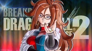 (EARLY DLC 10) CAN'T BELIEVE ANDROID 21 IS HERE!!! Dragon Ball Xenoverse 2 Android 21 Gameplay!
