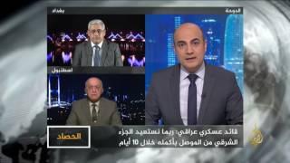 الحصاد-مسار معركة الموصل