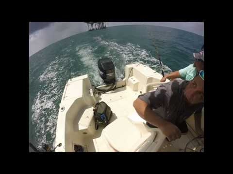 Texas Offshore Fishing 09/04/2016